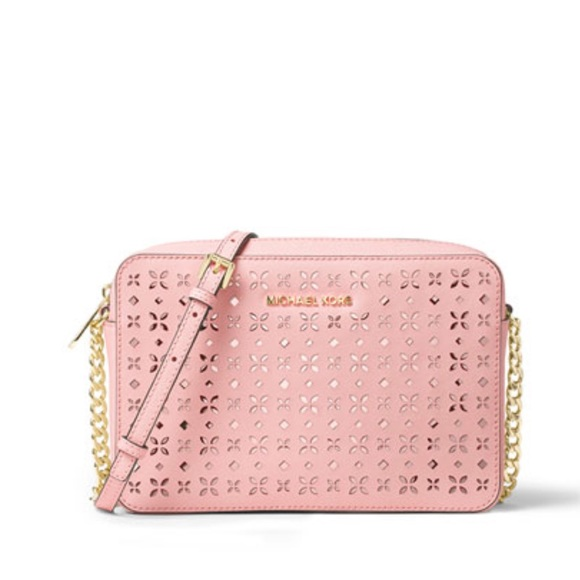 best choice uk cheap sale entire collection Micheal Kors cute pink crossbody bag